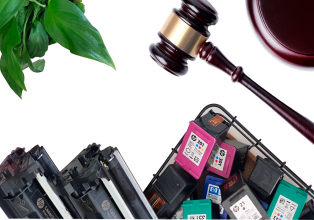 Gestionar tus residuos de cartuchos y toners vacios de forma legal