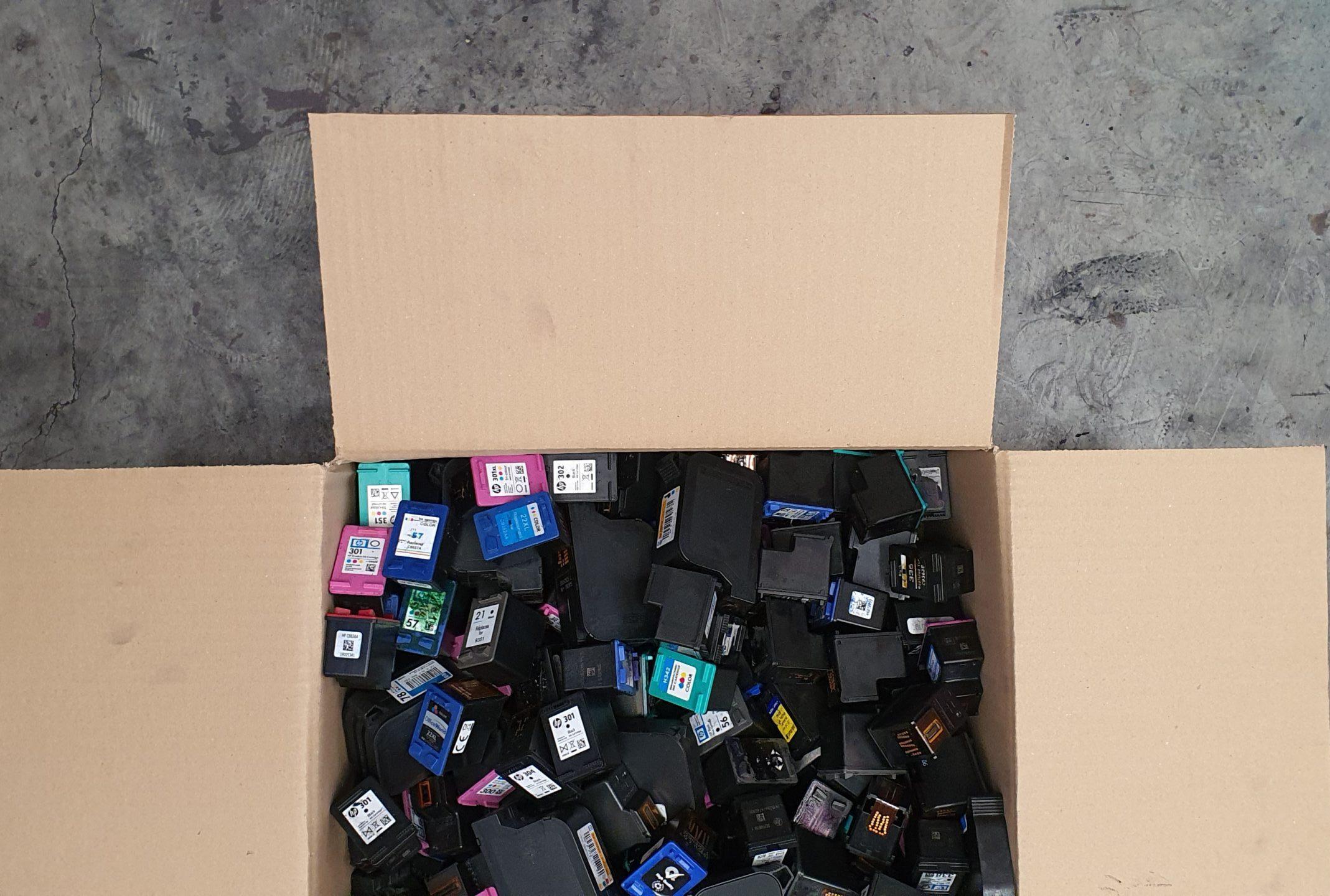 diferencia entre cartuchos originales compatibles y reciclados